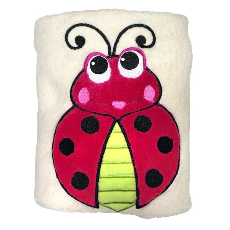 Snuggle Blanket - Ladybug