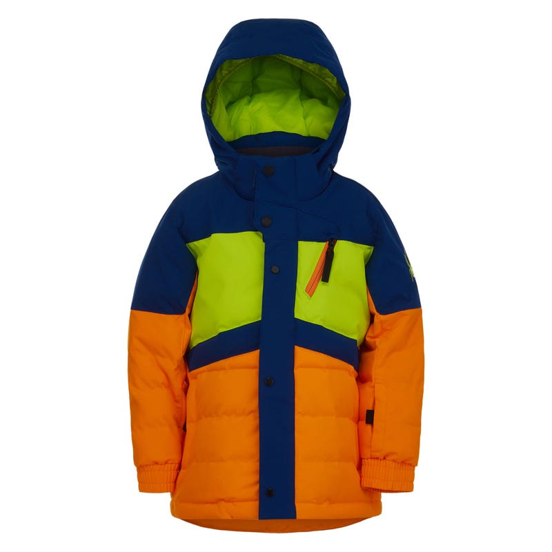 Trick Synthetic Down Jacket