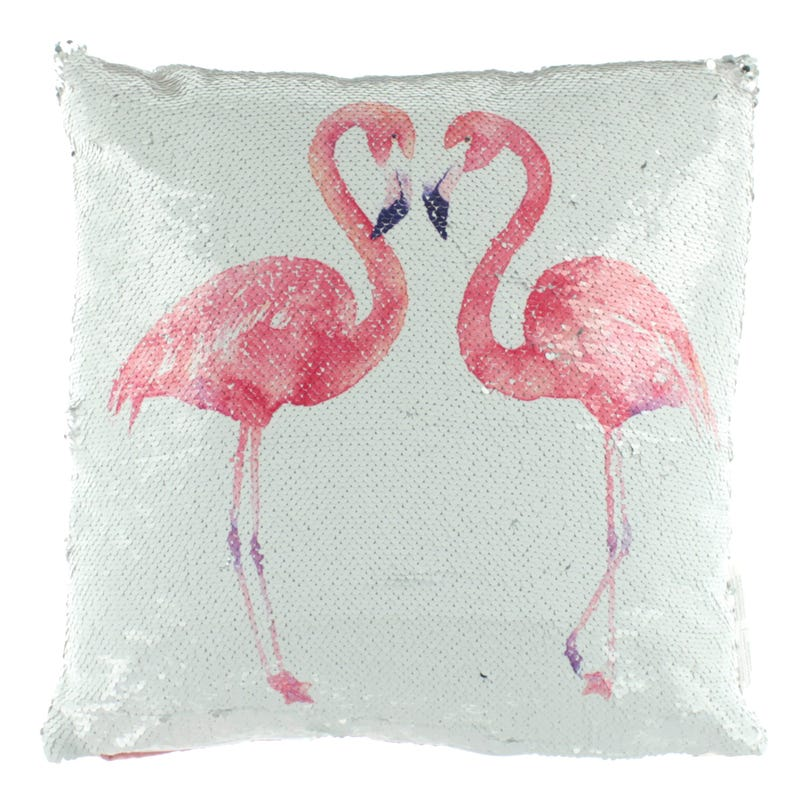 Cushion - Pink Flamingo