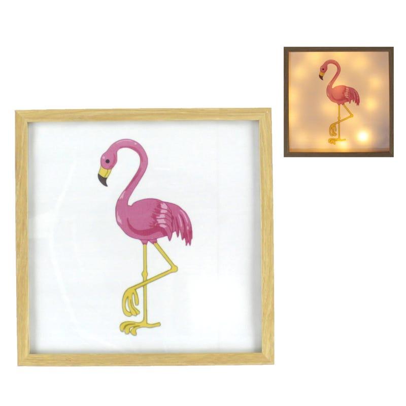 Light Box - Pink Flamingo