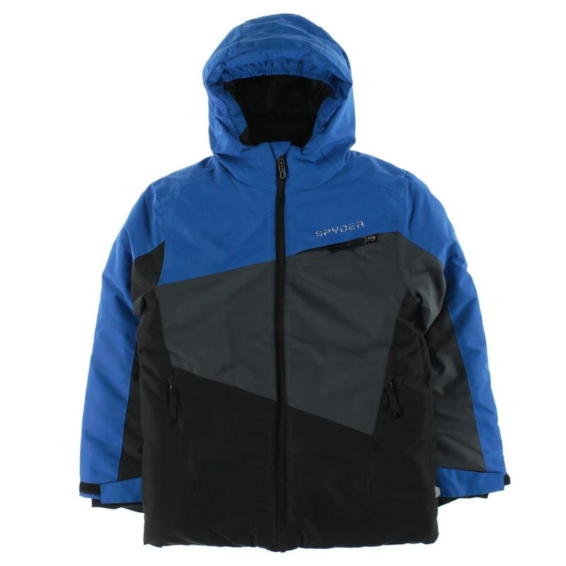 Manteau Fa-City To Slope 8-20ans