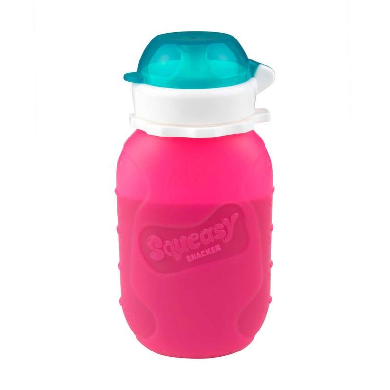 Squeasy Gear-Snacker 3.5oz - Pink