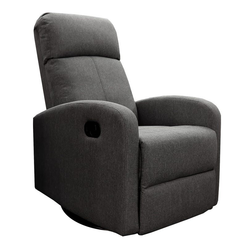 Rocking Armchair - Dark Gray
