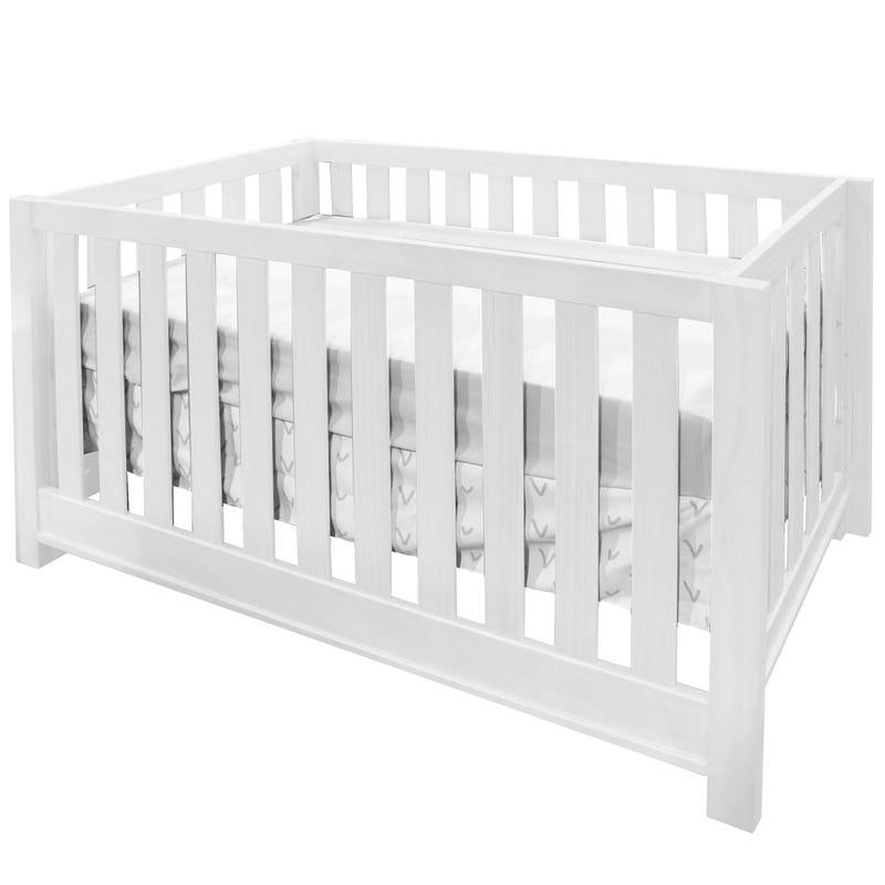 Crib - White