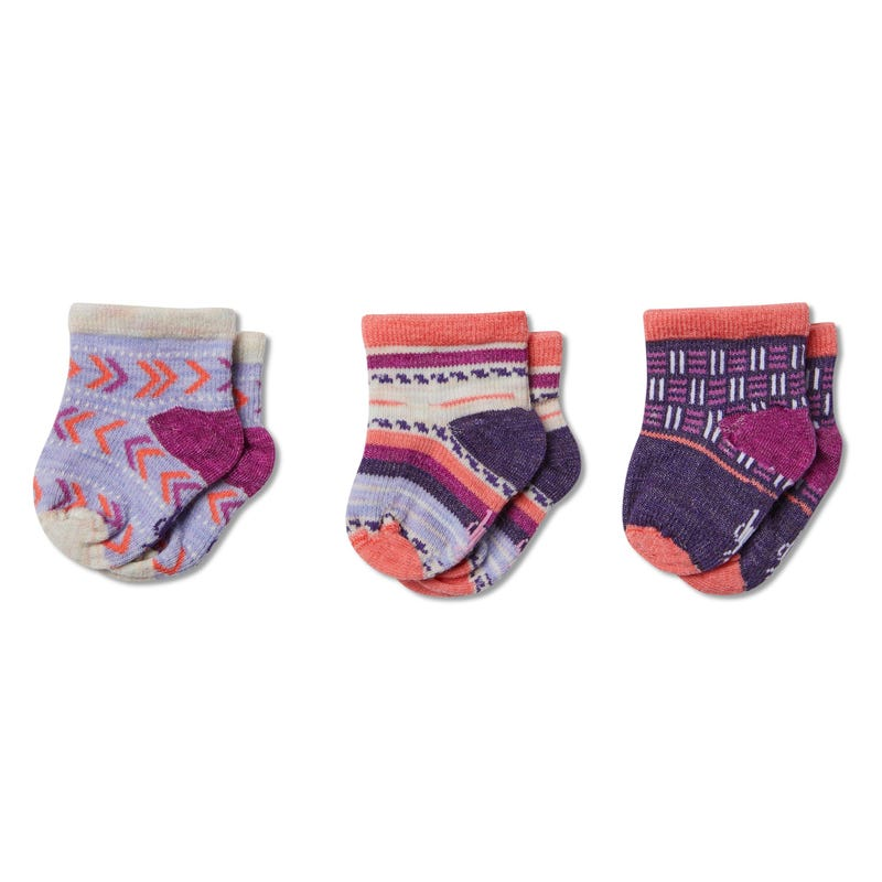 Baby Cozy Socks 6-12m Set of 3