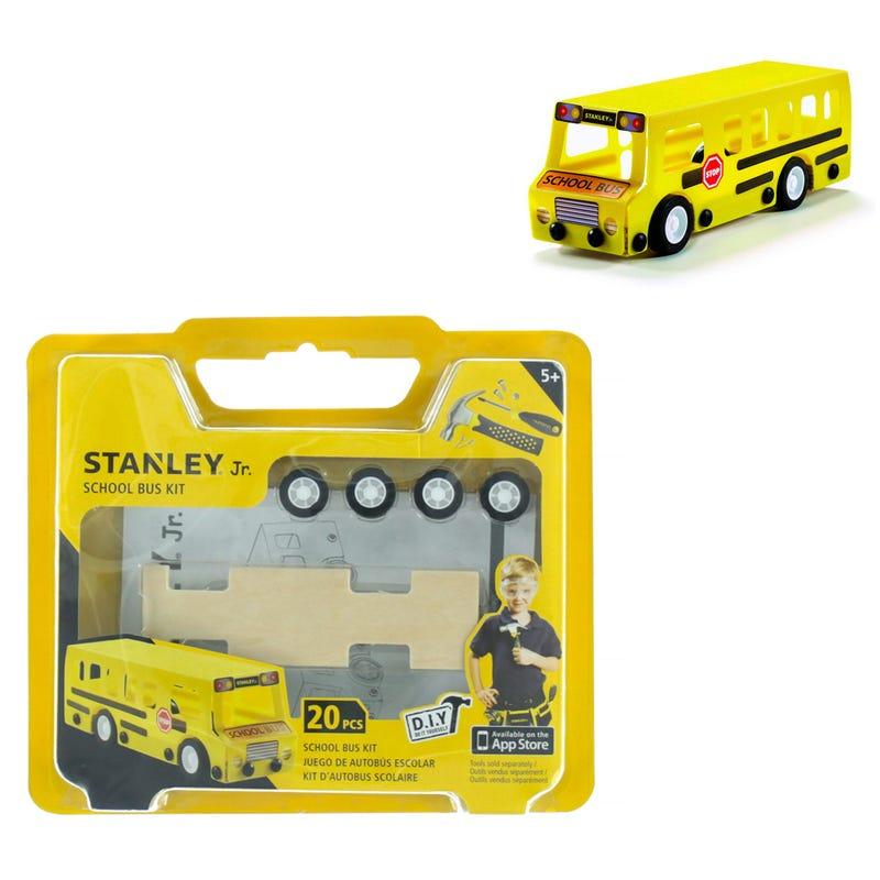 School Bus Kit Built