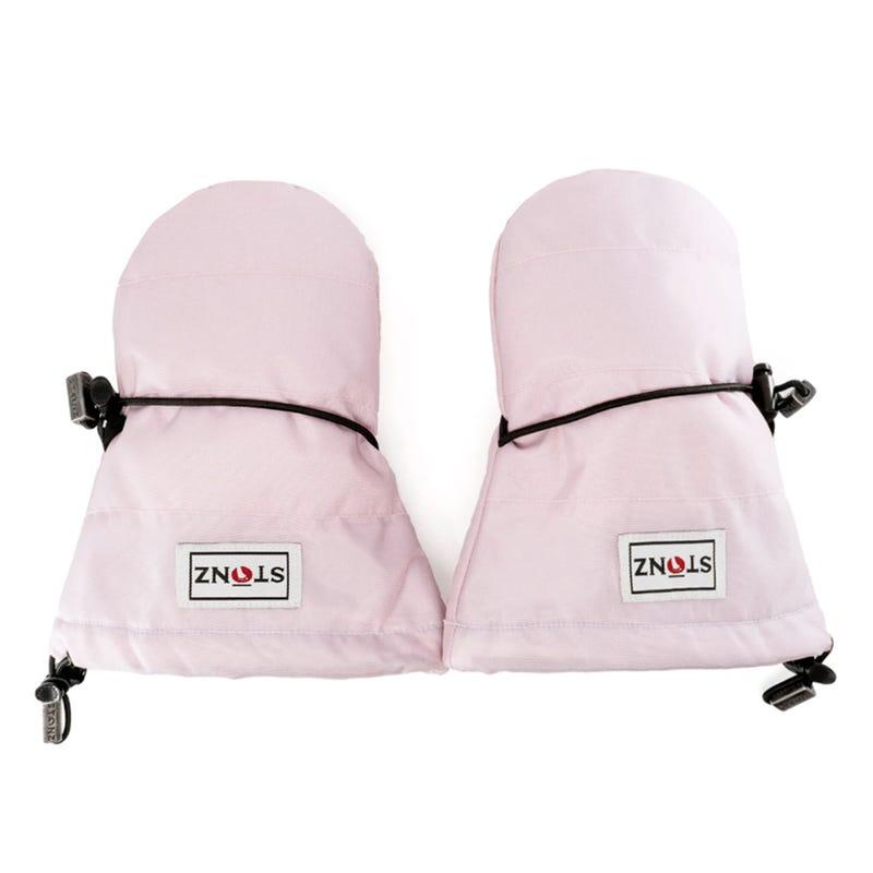 Mitaine Haze Pink 12-24mois