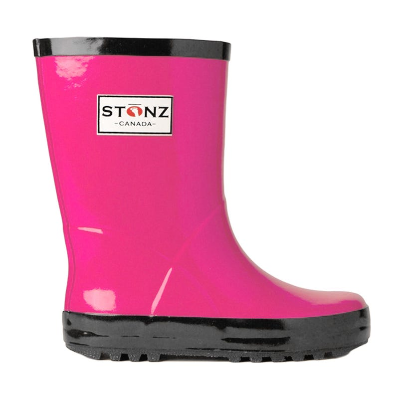 Rain Boots  Sizes 4-2 - Pink