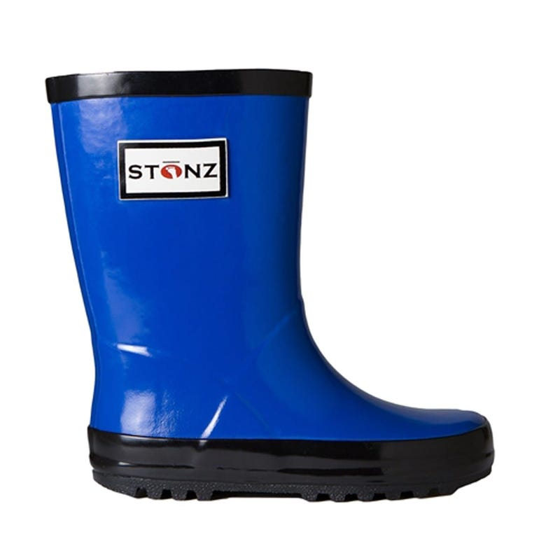 Rain Boots Sizes 4-2 - Royal