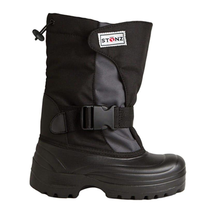 Winter Bootz - Trek  Shoe Sizes 10-3 - Gray