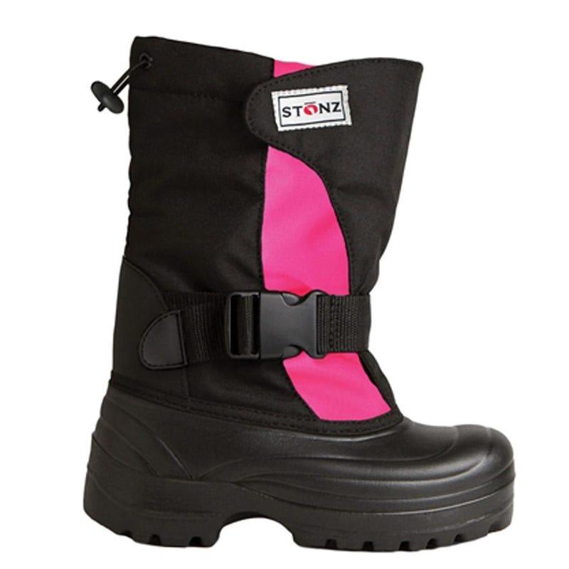 Winter Bootz - Trek Shoe Sizes 10-3 - Fuchsia