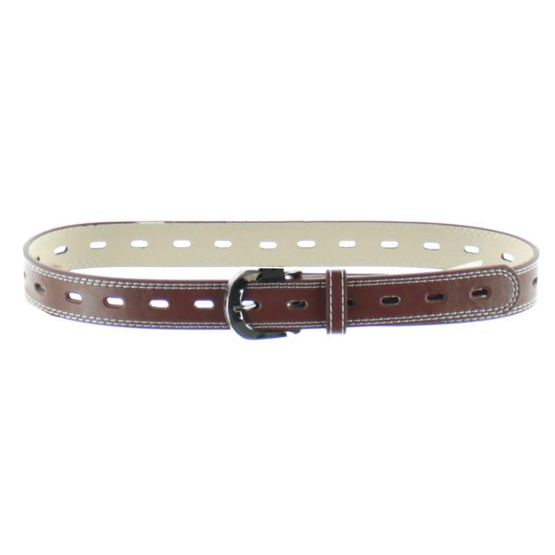 Belt 6-12y - Brown