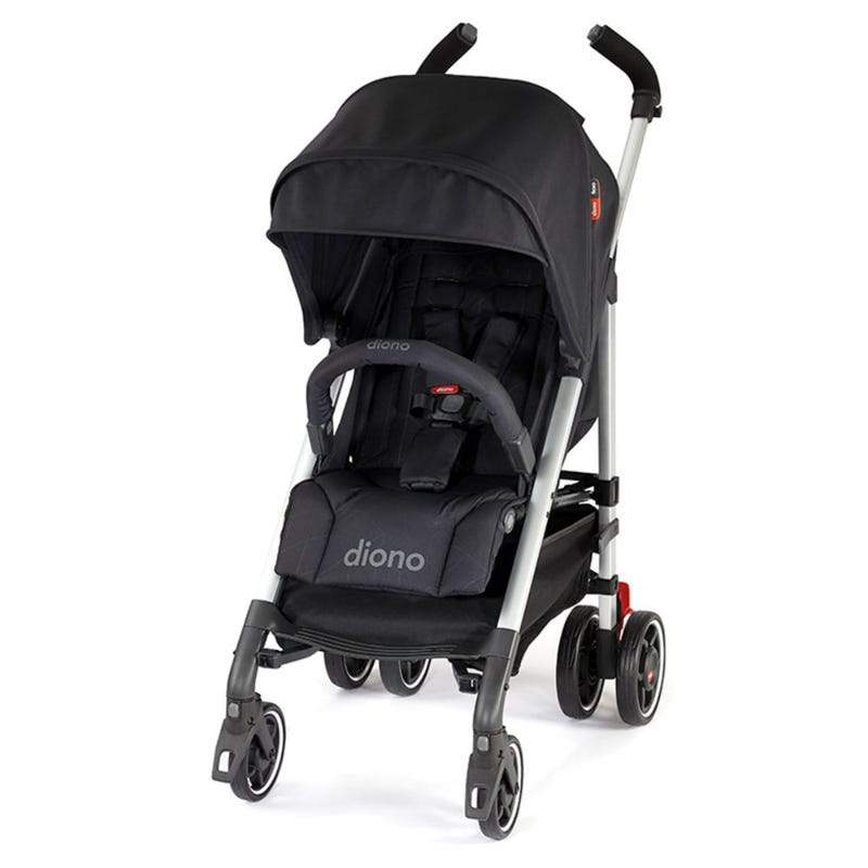 Stroller Flexa- Midnight Black