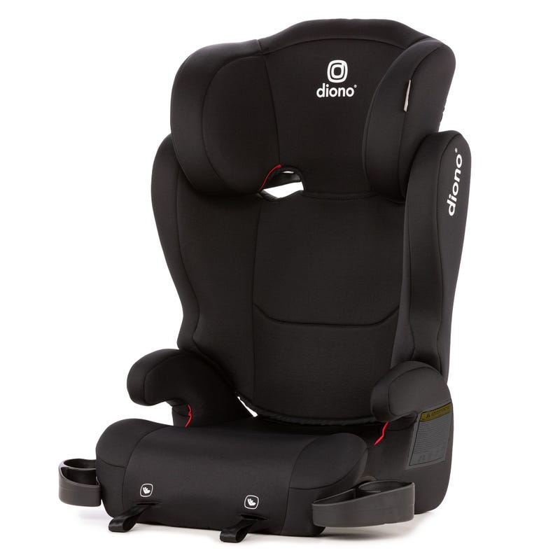 Cambria 40-120lbs Car Seat - Black
