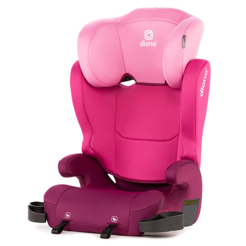 Car seat 40-120lbs Cambria- Pink