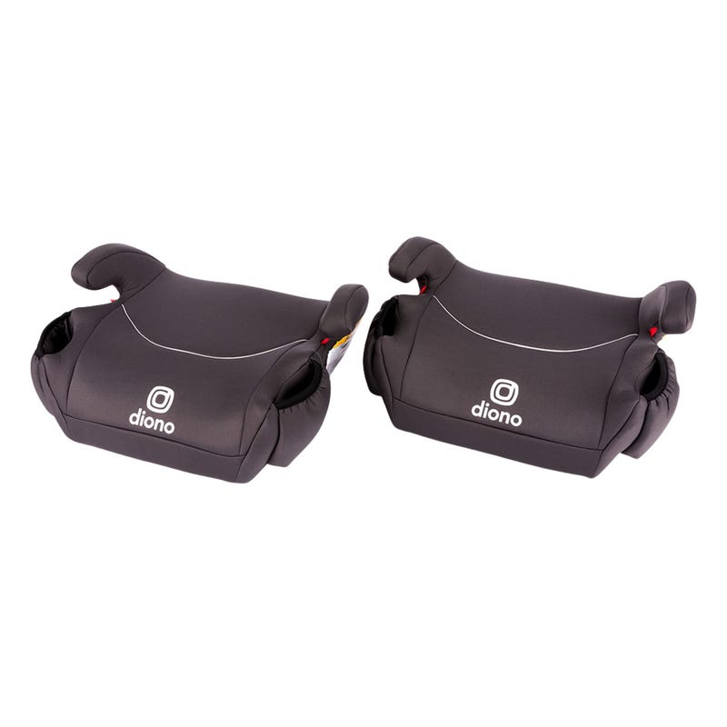 Solana Booster Seat 2-Pack - Charcoal