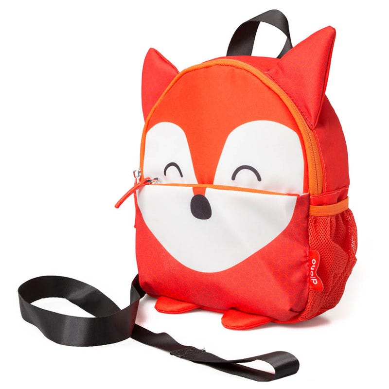 Safety Reins and Backpack - Fox