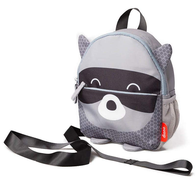 Safety Reins and Backpack - Racoon