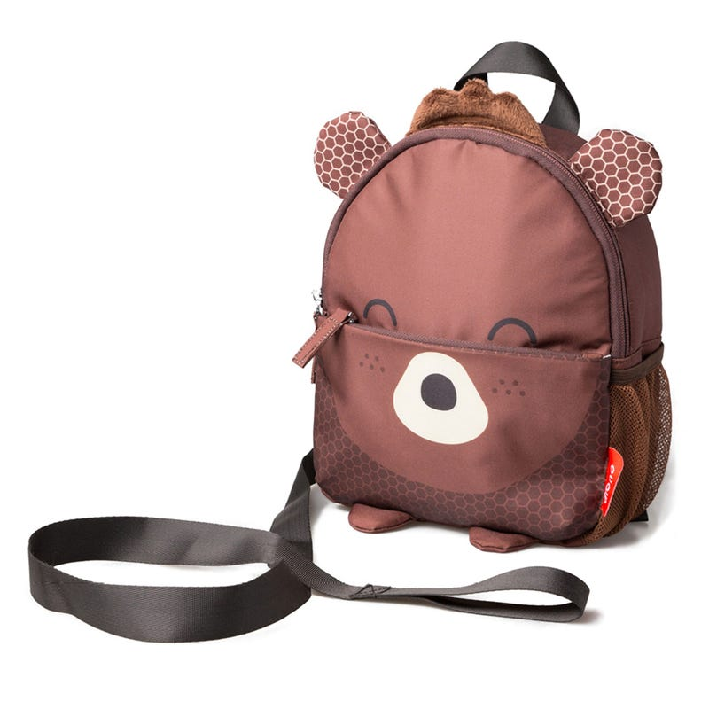 Safety Reins and Backpack - Bear