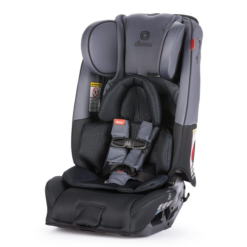 Radian 3RXT 5-120lbs Car Seat - Dark Gray