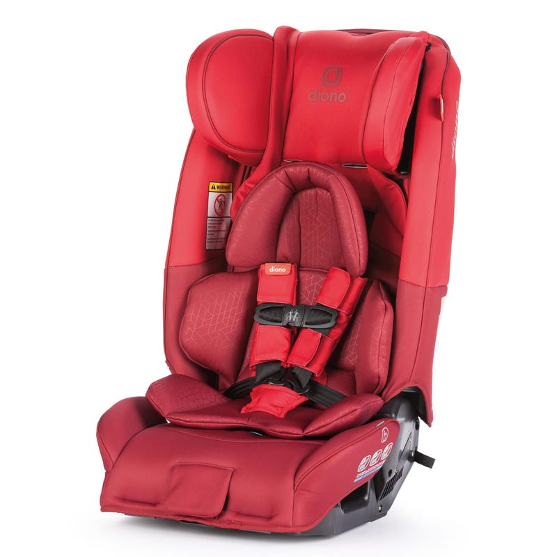 Radian 3RXT 5-120lbs Car Seat - Red