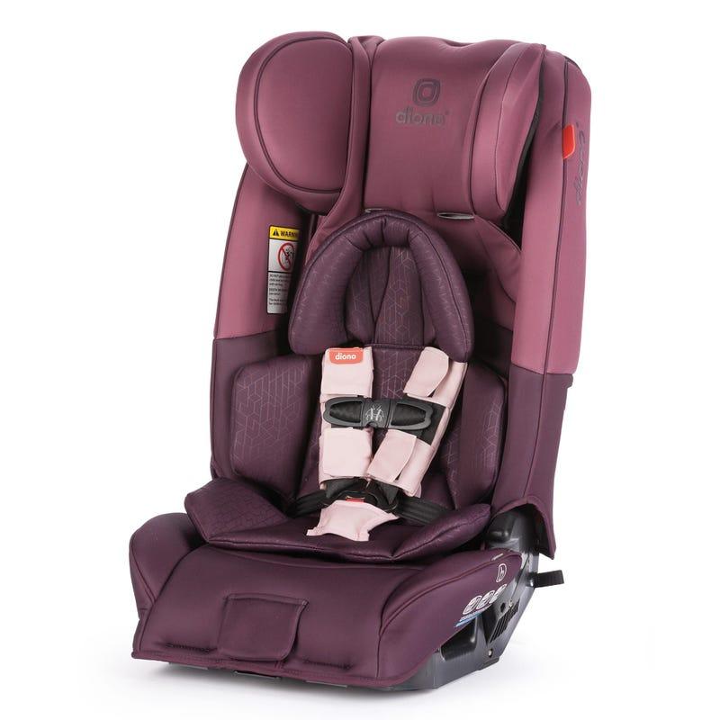 Radian 3RXT 5-120lbs Car Seat - Plum