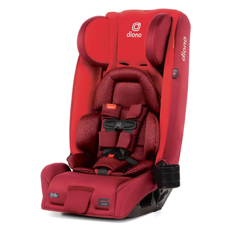 Car Seat Radian 3RXT - Red Cherry