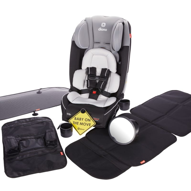 Car Seat Radian 3RXT Special Edition - Black / Grey