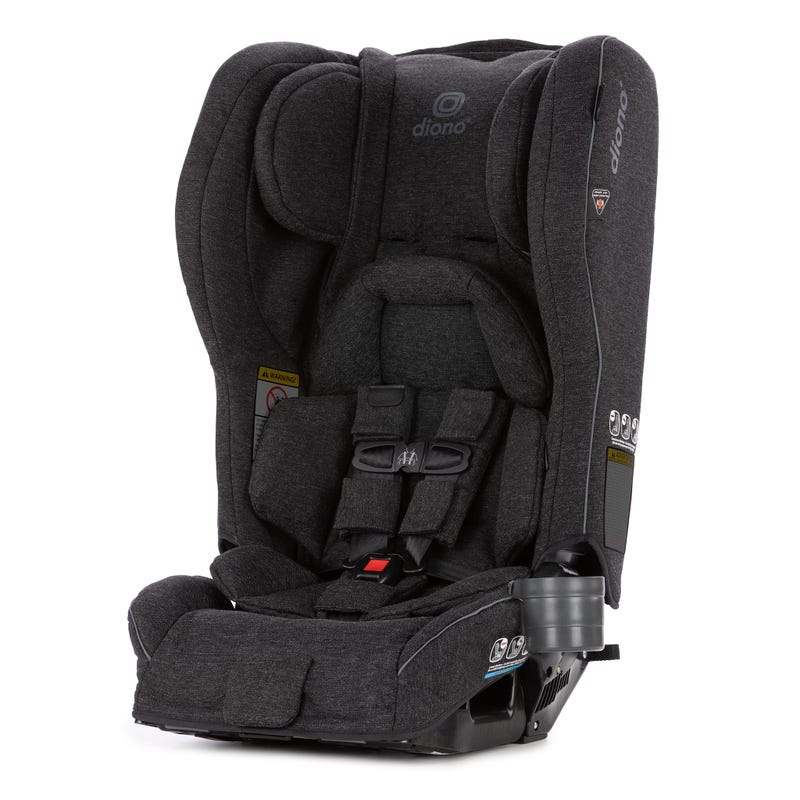 Rainier 2AXT 5-120lbs Car Seat - Black