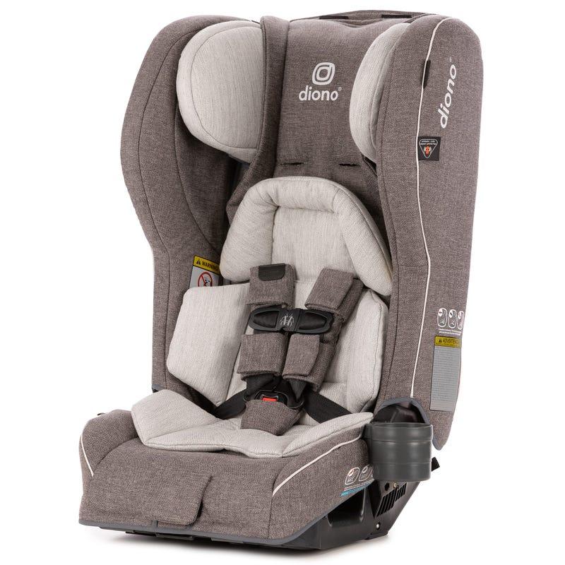 Rainier 2AXT 5-120lbs Car Seat - Mocha
