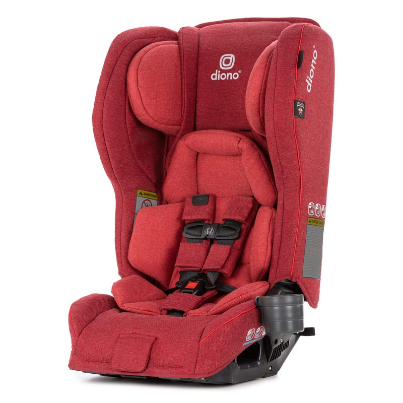 Rainier 2AXT 5-120lbs Car Seat - Red
