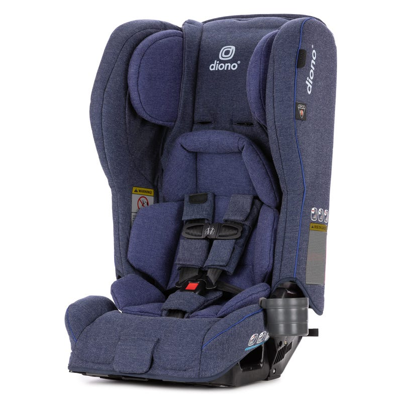 Rainier 2AXT 5-120lbs Car Seat - Blue