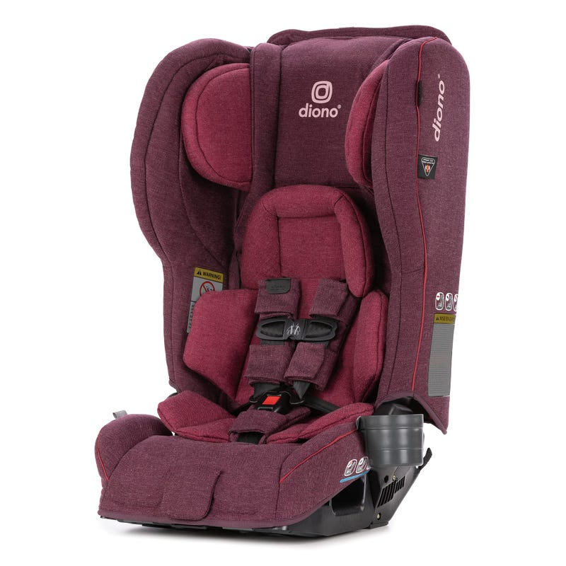 Rainier 2AXT 5-120lbs Car Seat - Plum