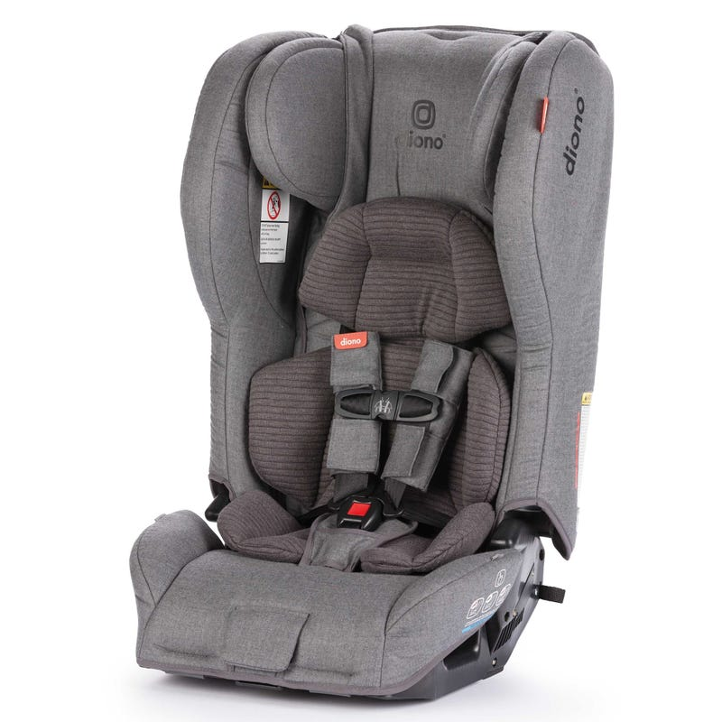 Rainier 2AXT 5-120lbs Car Seat - Gray Wool