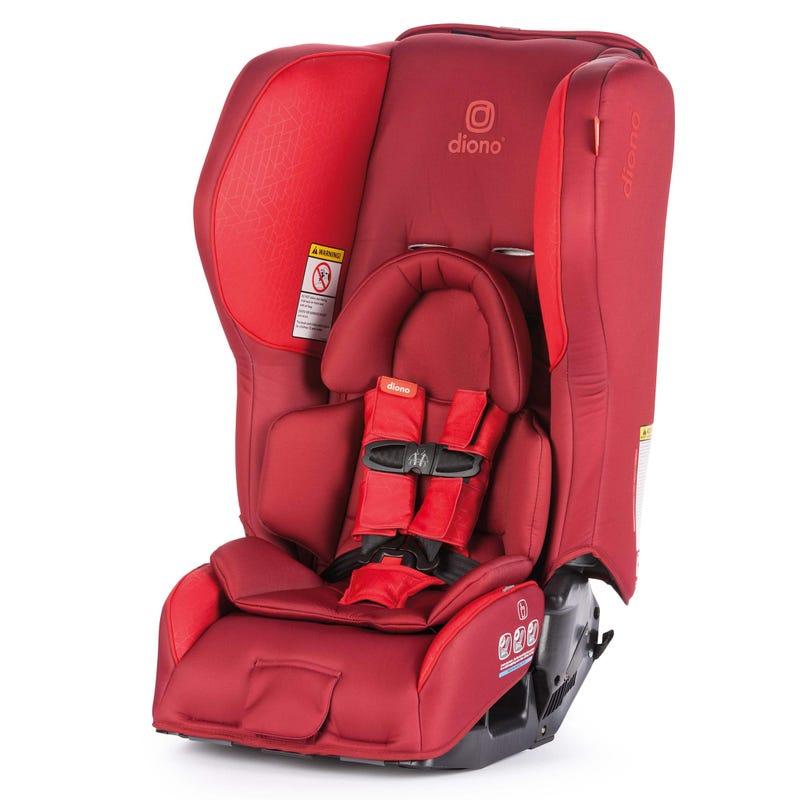 Siège d'Auto Rainier 2AX 5-120lbs - Rouge