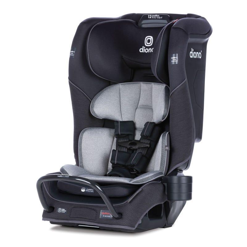 Car Seat Radian 3QX- Black Jet