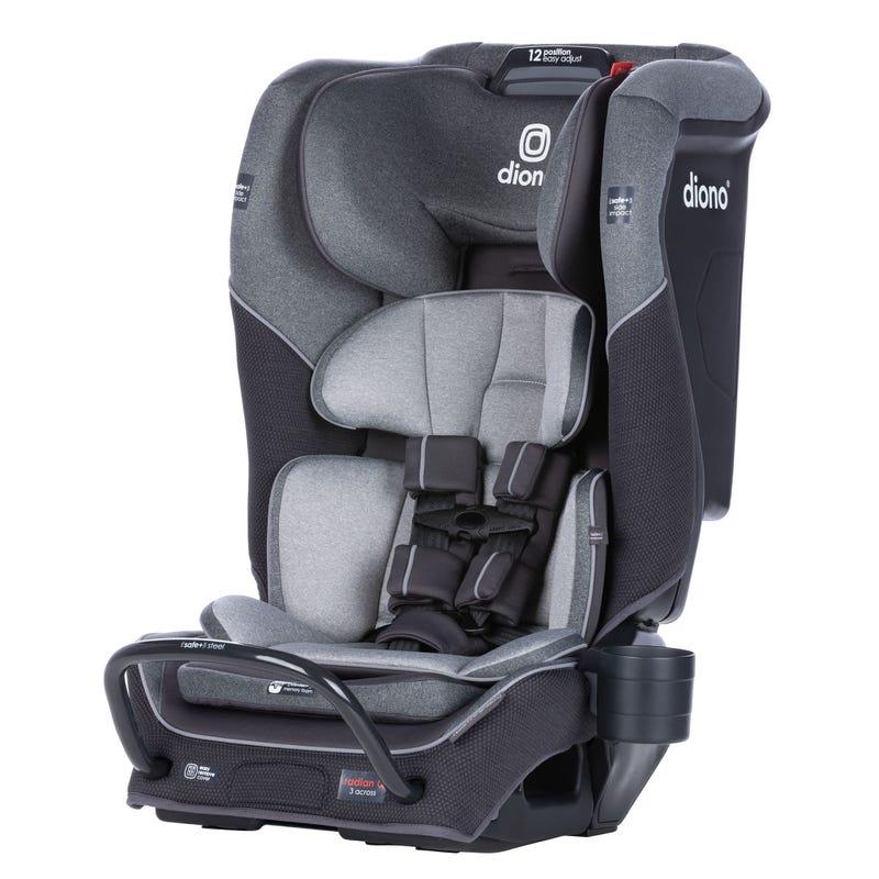 Car Seat Radian 3QX -Gray Slate