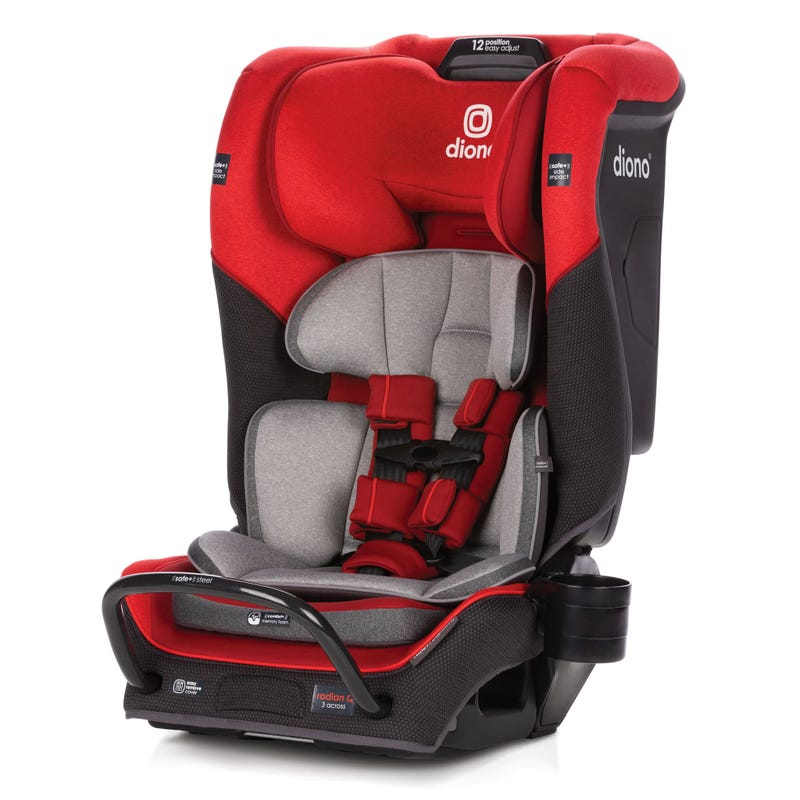 Car Seat Radian 3QX- Red Cherry