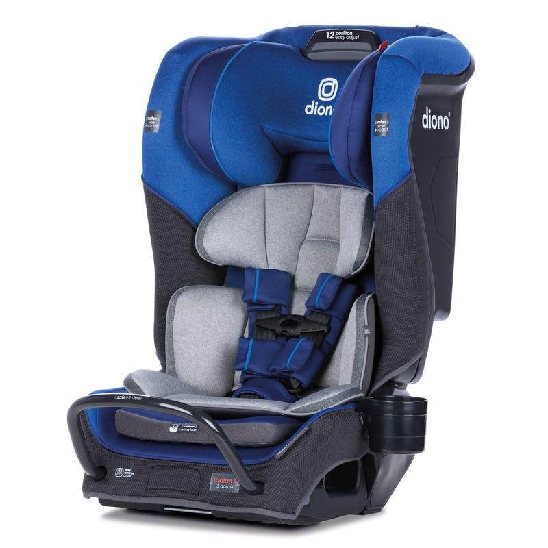 Car Seat Radian 3QX - Sky Blue