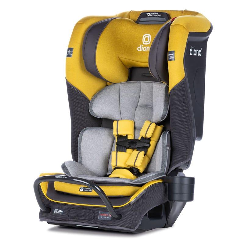 Car Seat Radian 3QX -Yellow