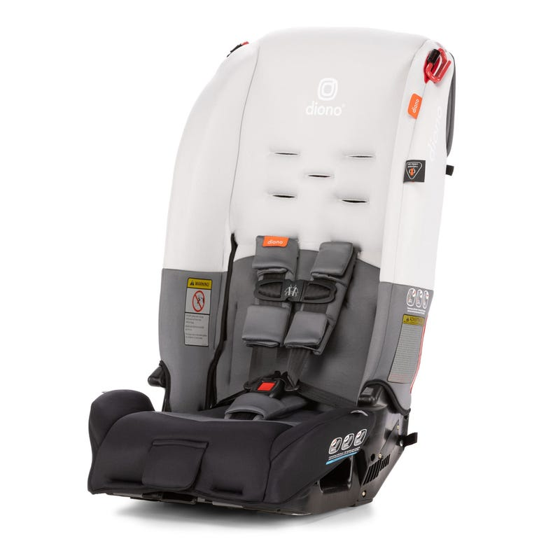 Radian 3R 5-100lbs Car Seat - Light Gray