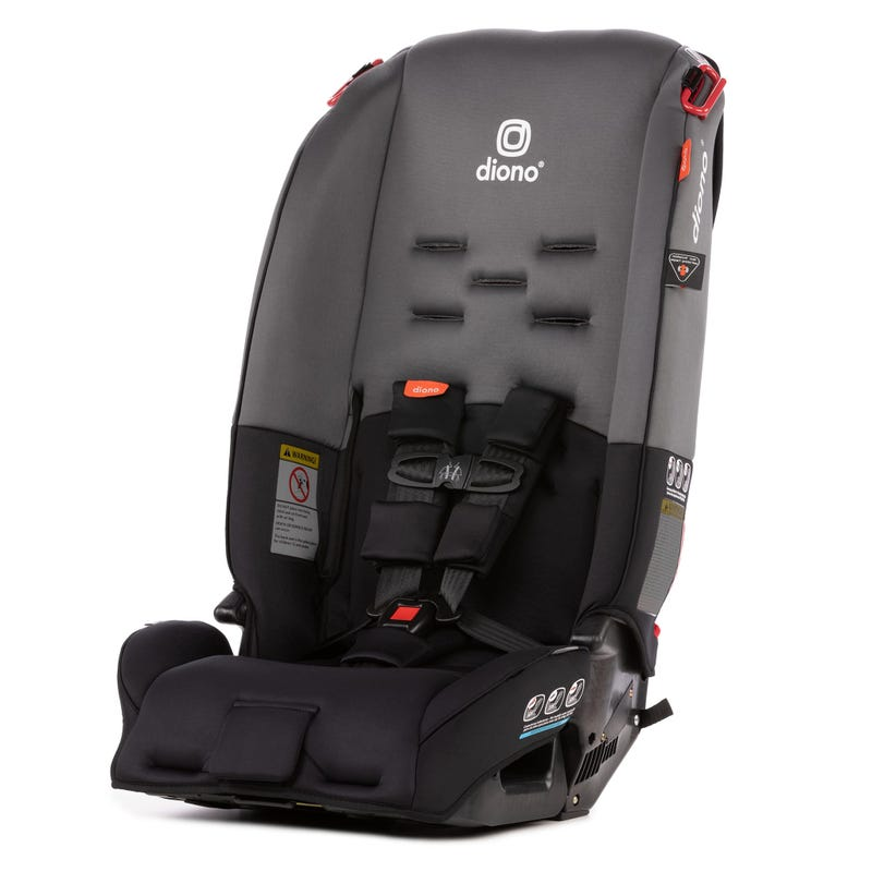 Radian 3R 5-100lbs Car Seat - Gray