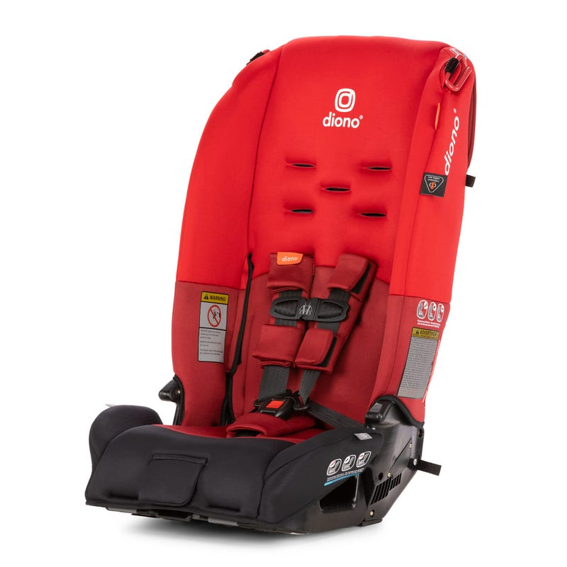 Radian 3R 5-100lbs Car Seat - Red