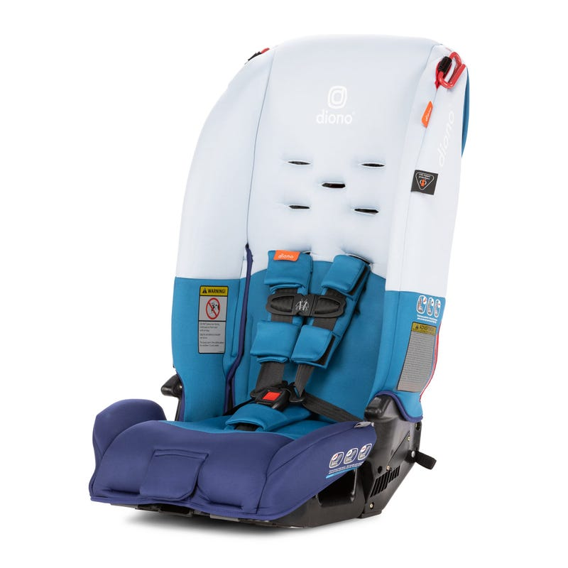 Radian 3R 5-100lbs Car Seat - Blue