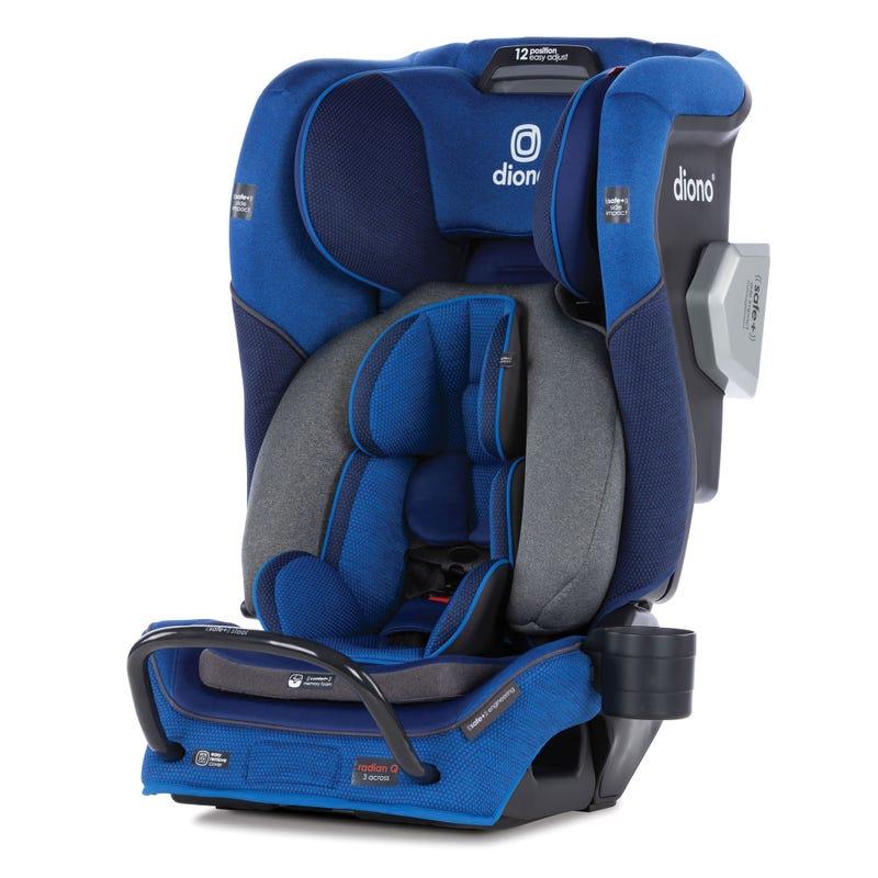 Siège Auto Radian 3QXT- Bleu