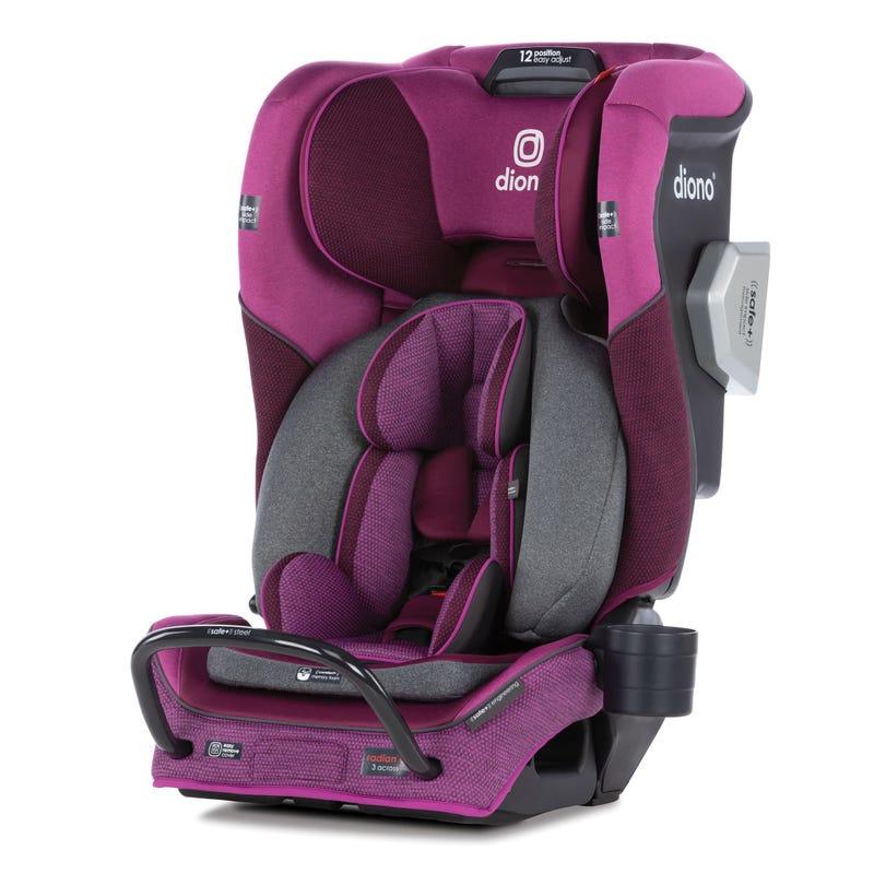 Car Seat Radian 3QXT - Plum