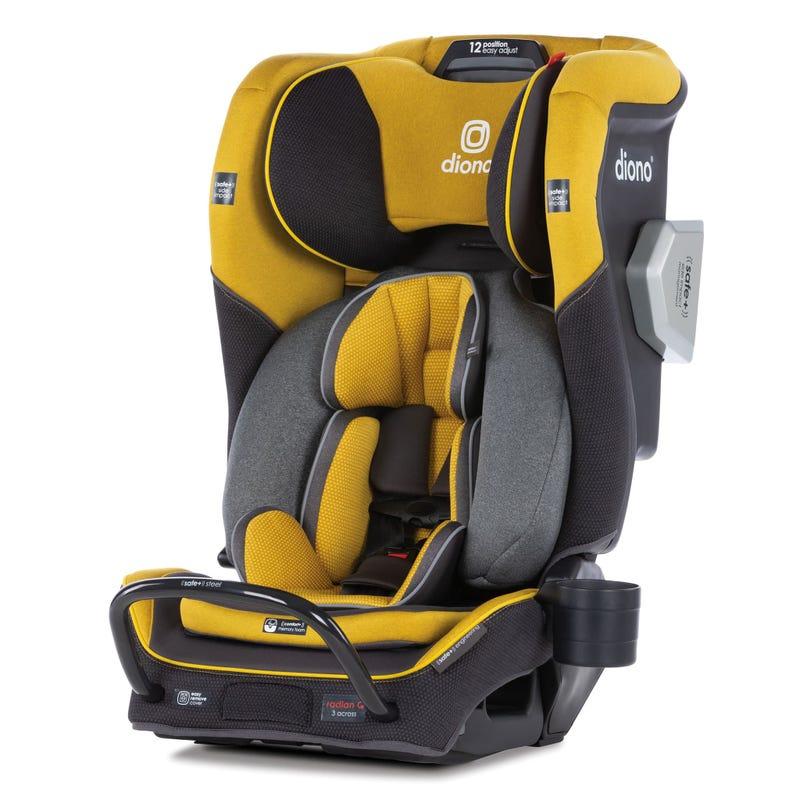 Car Seat Radian 3QXT- Yellow