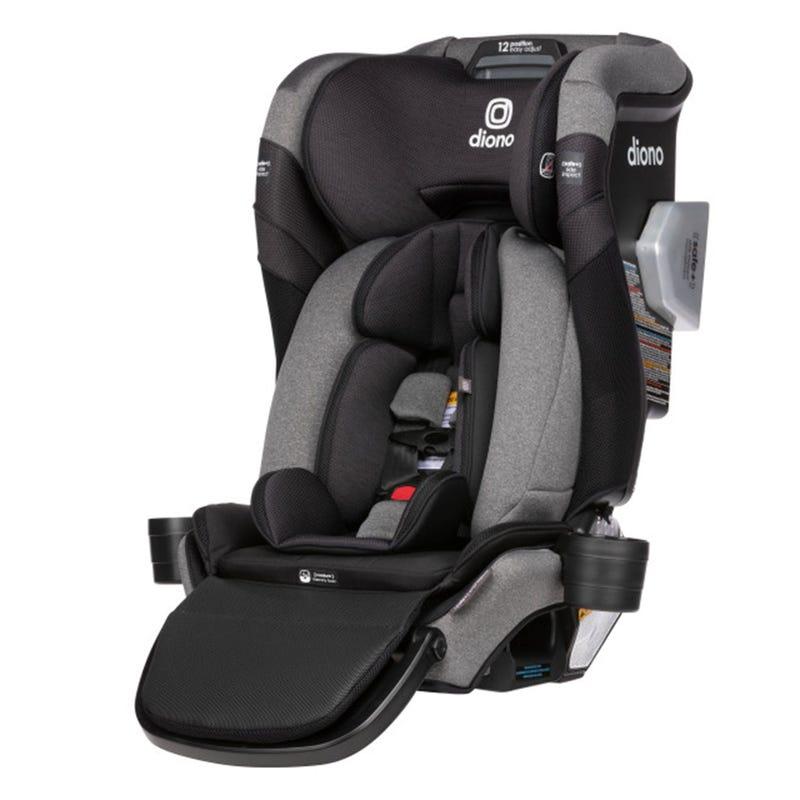 Siège d'Auto Radian® 3QXT+ Convertible - Noir Jet