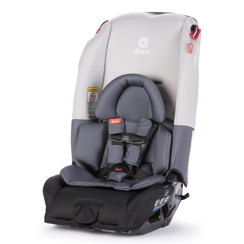Radian 3RX 5-120lbs Car Seat - Gray Light