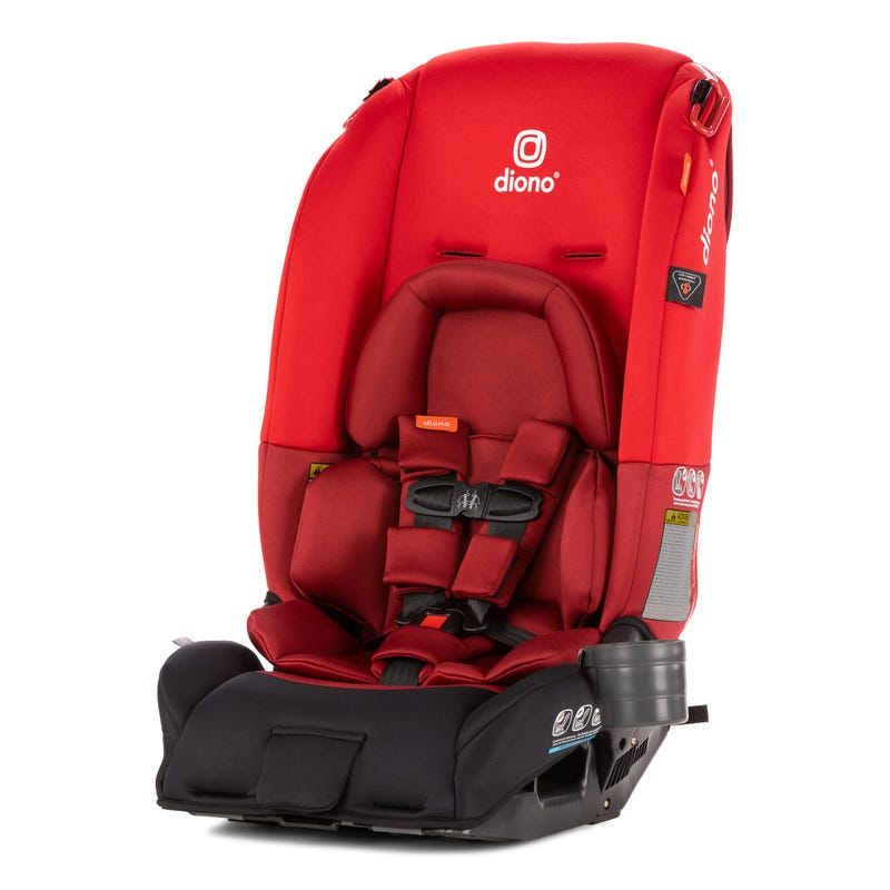 Radian 3RX 5-120lbs Car Seat - Red
